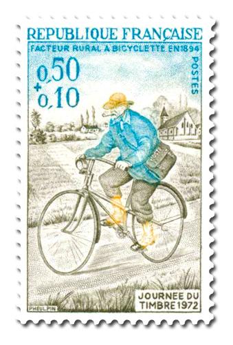Journée du timbre 1972