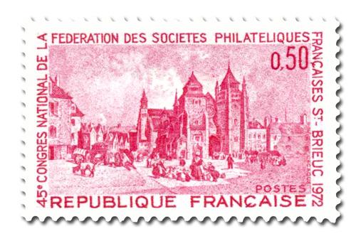 Congrès national de la Fédération des Sociétes philatéliques françaises
