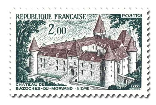 Château de Bazoches-du-Morvant