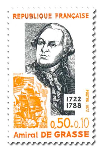 Amiral de Grasse (1722 - 1788)