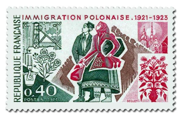Immigration polonaise de 1921 - 23.