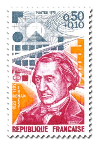 Ernest Renan (1823 - 1892)