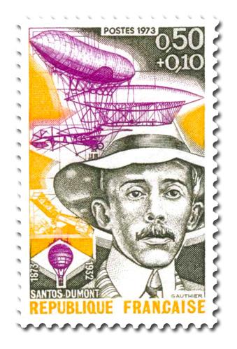 Santos-Dumont (1873 - 1932)