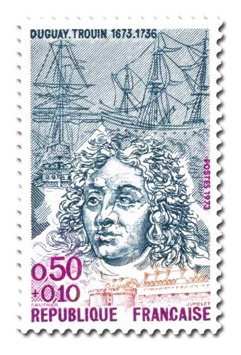 Duguay-Trouin (1673 - 1736)