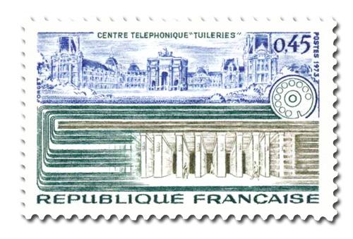 Centre téléphonique Tuileries