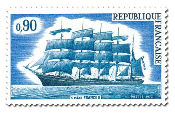 Cinq-mâts France II