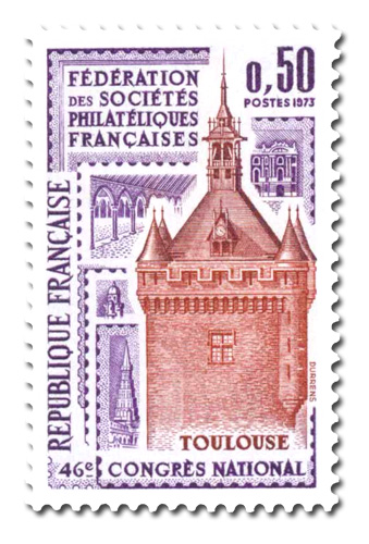 Congrès National de la Fédération des Sociétés Philatéliques