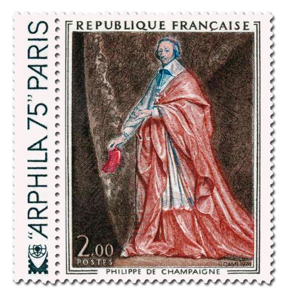 Cardinal de Richelieu - Philippe de Champaigne (1602 - 1674)