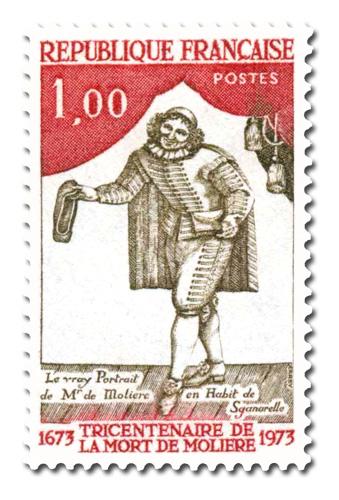 Molière - Tricentenaire de sa mort.