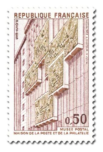 Musée Postal - Maison de la poste et de la philatélie
