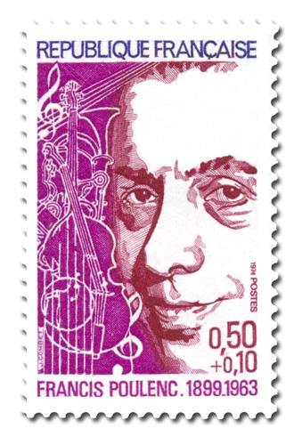 Françis Poulenc (1899 - 1963)
