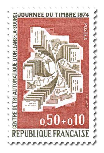 Journée du Timbre 1974