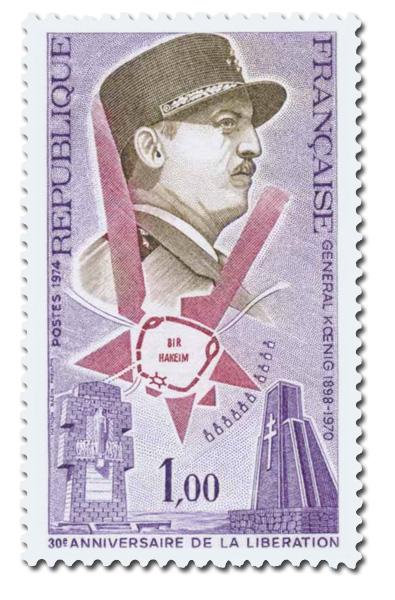 Général Koenig (1898 - 1970)