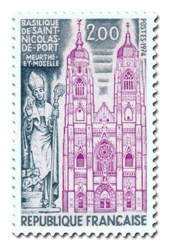Basilique de Saint-Nicolas de Port (Meurthe-et-Moselle)