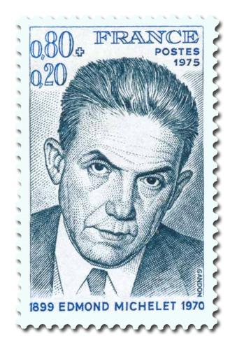 Edmond Michelet (1899-1970)