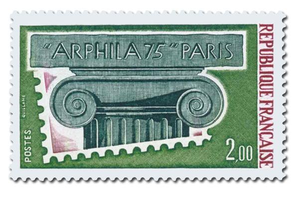 Arphila 75  -  Le Chapiteau