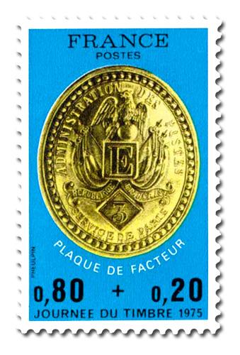 Journée du timbre 1975