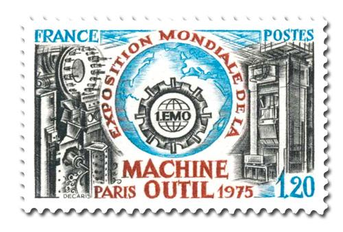 Exposition mondiale de la machine-outil.