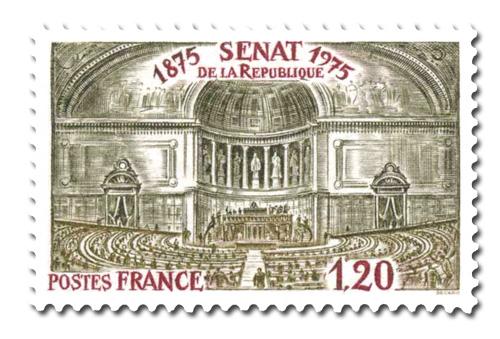 Sénat de la République - Centenaire.