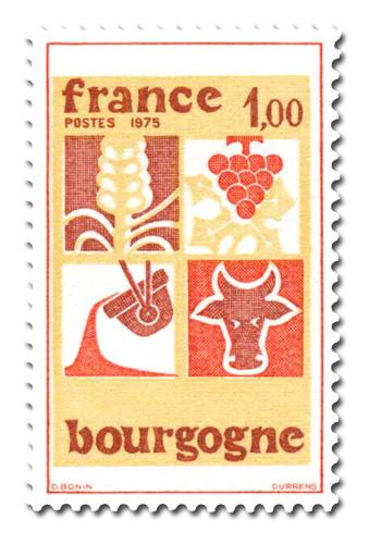 Régions de France. - Bourgogne -