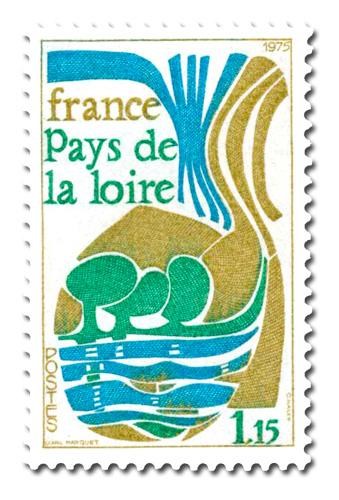 Régions de France. - Pays de la Loire -