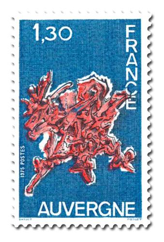 Régions de France. - Auvergne -