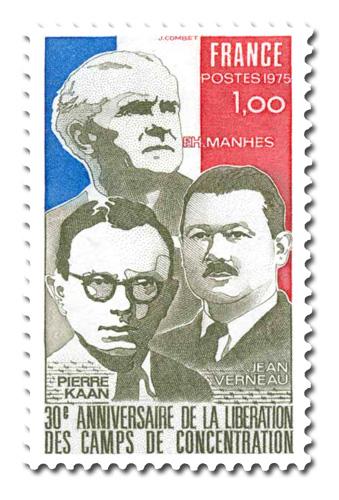Libération des Camps de concentration.