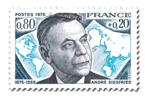 André Siegfried (1875-1959)