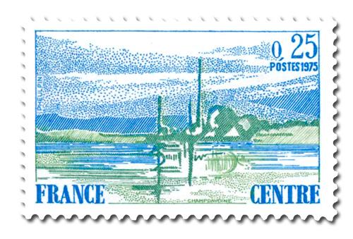 Régions de France. - Centre -