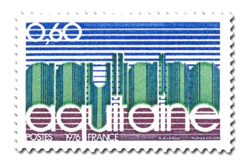 Régions de France. - Aquitaine -