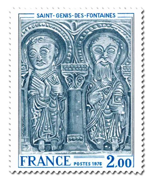 Eglise de Saint-Génis-des-Fontaines