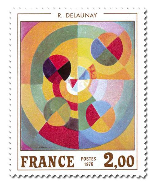 Robert Delaunay (1885-1941) -  La joie de vivre.