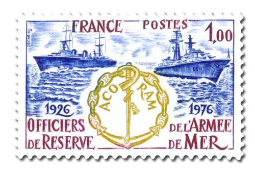 Officiers de Réserve de l'Armée de Mer - (A.C.O.R.A.M)