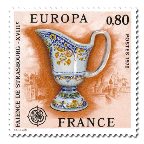 Série Europa 1976