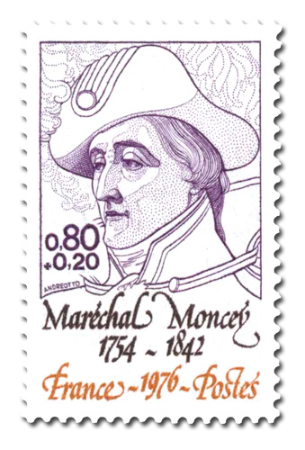 Maréchal Moncey (1754-1842)