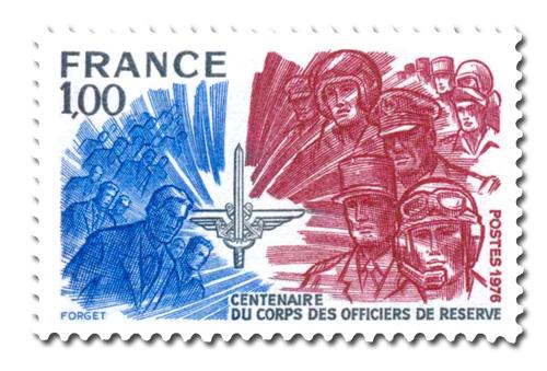 Centenaire du Corps des Officiers de Réserve