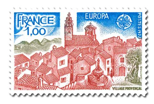 Série Europa 1977