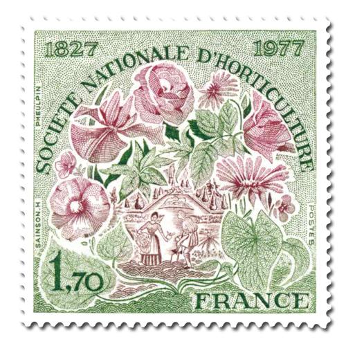 Sociéte Nationale d'Horticulture.