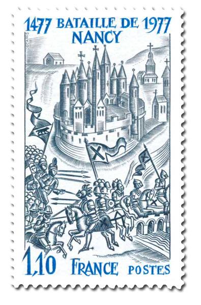 Bataille de Nancy (1477)