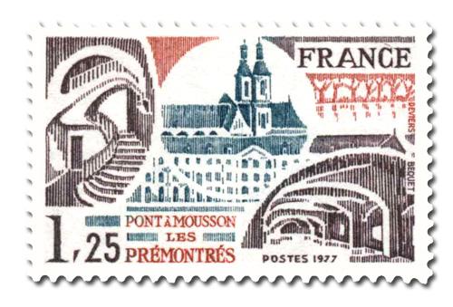 Abbaye des Prémontrés à Pont-à-Mousson