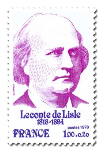 Leconte de lisle (1818 - 1894)
