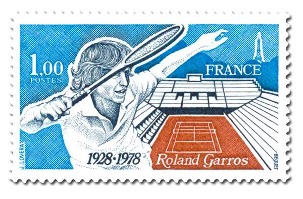 Cinquantenaire du stade Roland Garros