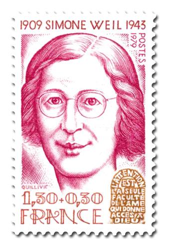 Simone Weil ( 1909 - 1945 )