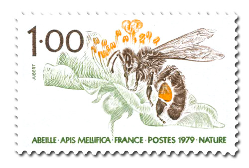Protection de la nature  - Abeille.