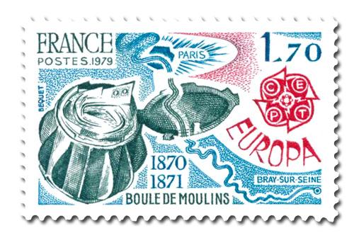 Série Europa 1979