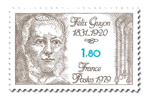 Félix Guyon ( 1831 - 1920 )