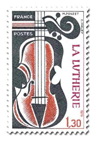 La Lutherie - Métiers d'Art.