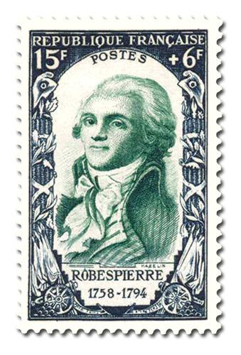 Maximilien de Robespierre (1758 - 1794)