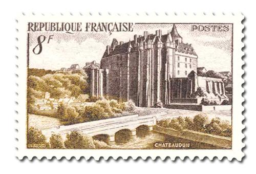 Châreau de Châteaudun