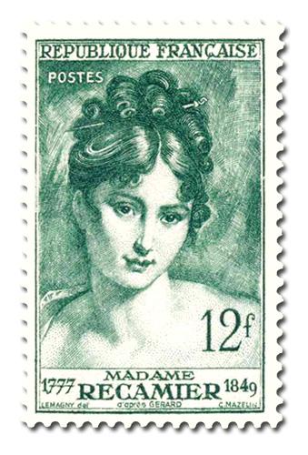 Madame Récamier (1777 - 1849)